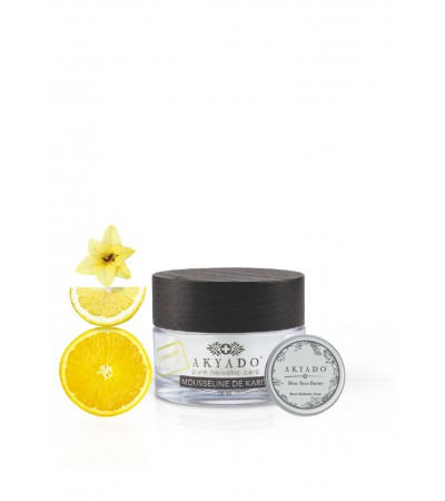 Shea Butter Limoncello · 15ml of 50ml