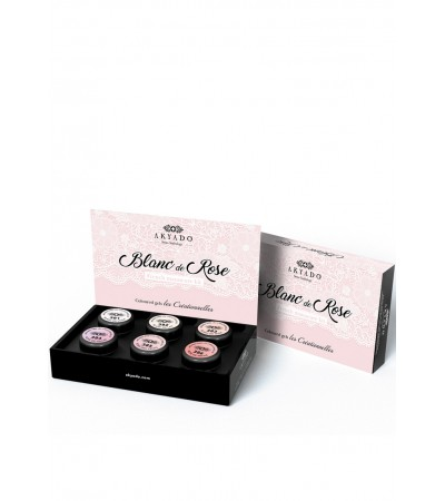 Colorgel Créationelles Collection Créabox Blanc De Rose · 5g