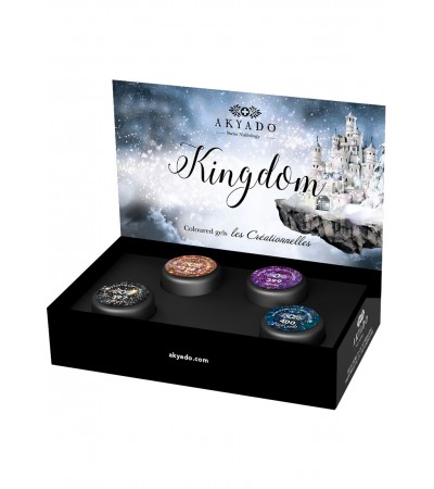 Colorgel Créationelles Collection Créabox Kingdom · 5g