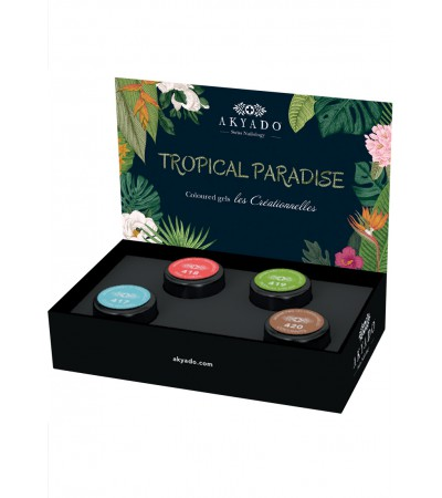 Colorgel Créationelles Collection Créabox Tropical Paradise · 5g