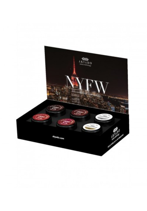 Colorgel Créationelles Collection Créabox NYFW · 5g