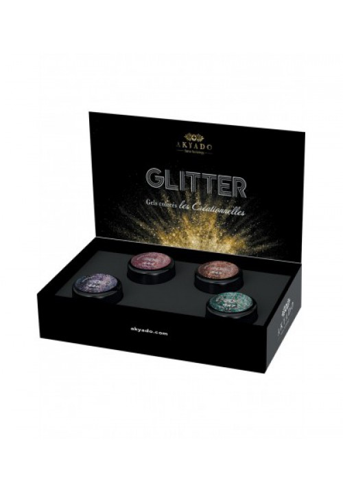 Colorgel Créationelles Collection Créabox Glitter · 5g