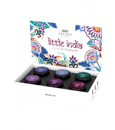 Colorgel Créationelles Collection Créabox Little India · 5g