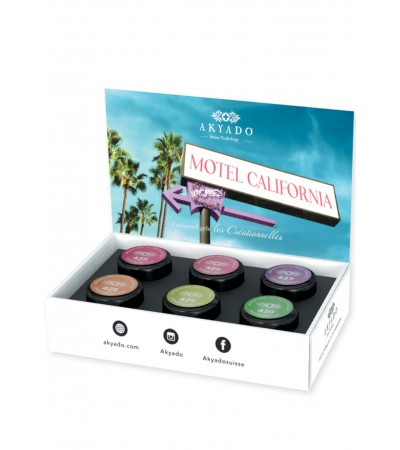 Colorgel Créationelles Collection Créabox Motel California · 5g