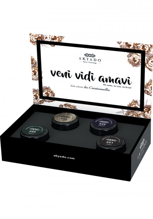 Colorgel Créationelles Collection Créabox Veni Vidi Amavi · 5g