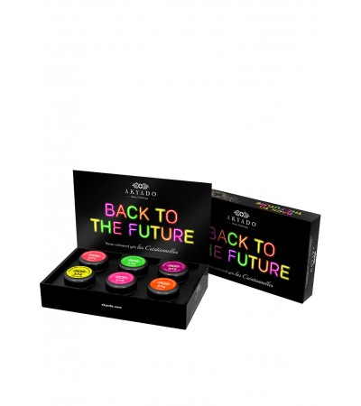 Gel coloré Créationnelles Collection Back To The Future · 5g