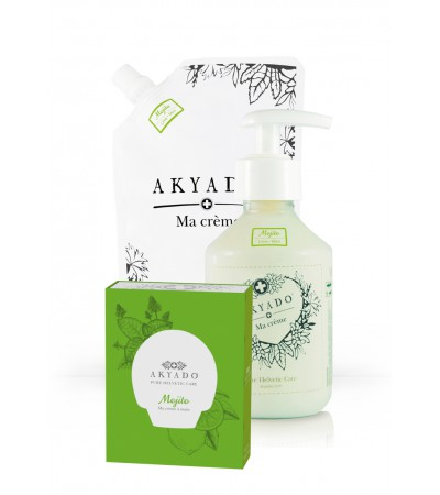 Creme Mojito · 58ml, 200ml of 500ml